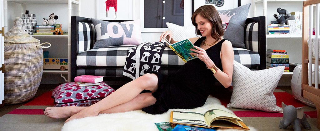 Inside Model Coco Rocha's Playfully Glam Nursery