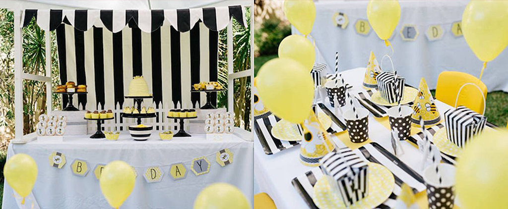 You'll Be All the Buzz With This Bumble Bee-Themed Birthday Party
