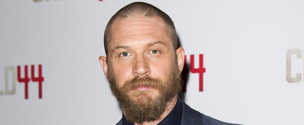 Tom Hardy Debuts a Whole New Look at His London Premiere