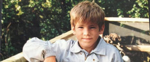 Ryan Reynolds Seriously Couldn't Have Been a More Adorable (or Mischievous) Kid