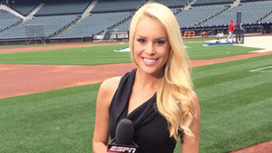 ESPN Reporter Britt McHenry Suspended After Video of Her Insulting a Towing Employee Goes Viral