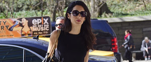 Amal Clooney's Style Just Can't Be Tamed