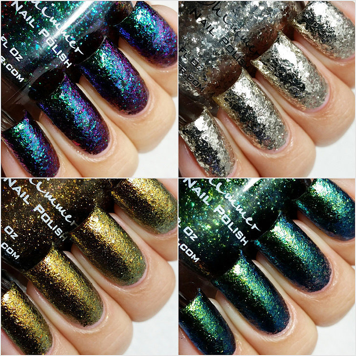 Nail polish swatches 2015 images share this link sciox Gallery