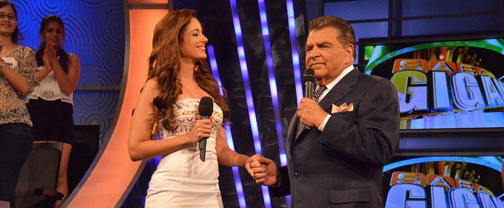 Univision Ends Sábado Gigante, Its Longest-Running Program