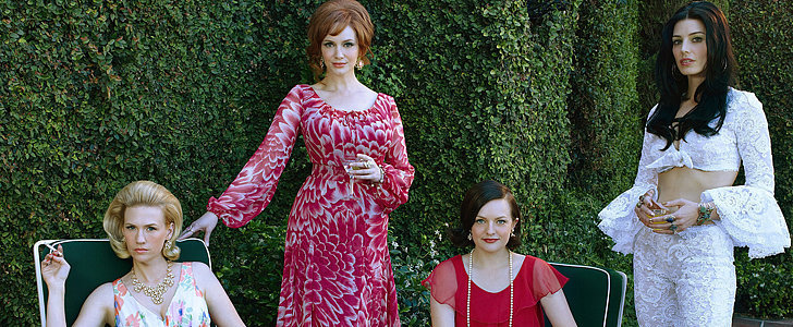 Our All-Time-Favorite Mad Men Fashion Moments