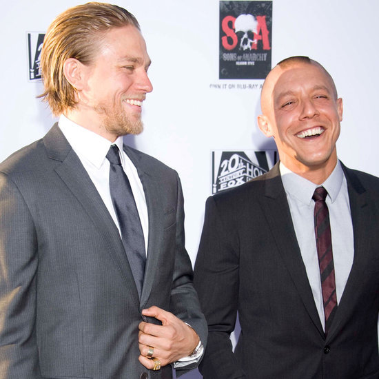 Theo Rossi Talks About Charlie Hunnam's Butt