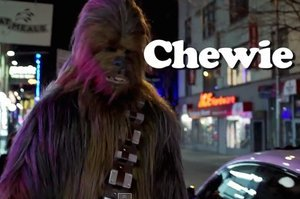 "Chewbacca Expertly Spoofs Louis C.K.'s Show In The Spot-On ""Chewie"""