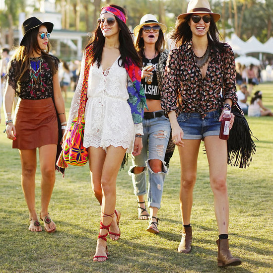 Coachella Fashion 2015 Pictures