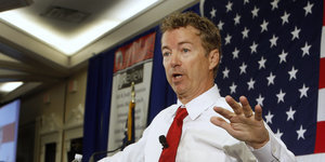 Rand Paul Clashes With Military Hawks At New Hampshire GOP Conference