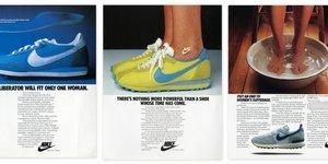 Take A Look At These Retro Nike Ads For Women