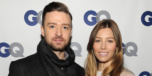 Justin Timberlake, Jessica Biel Debut Baby Silas On Instagram