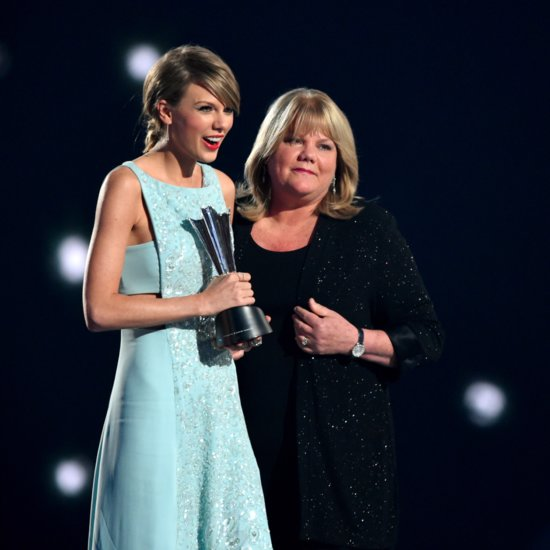 Taylor Swift With Her Mom at the ACM Awards 2015