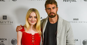 12 Things You Didn't Know About Dakota Fanning And Theo James