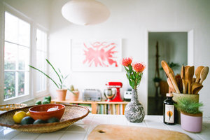 The Bohemian Life: Designer Lauren Soloff at Home in LA