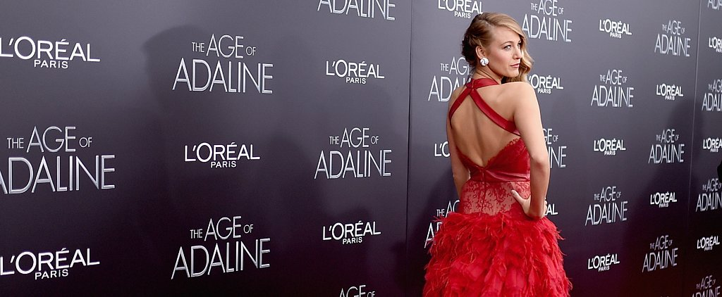 Blake Lively Just One-Upped Herself in 2 Ultrasexy Red Carpet Looks