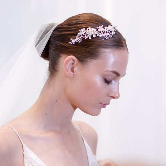 Hair and Makeup From Bridal Fashion Week 2015