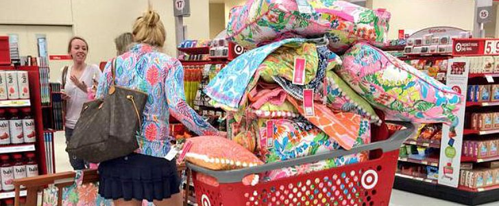 If You Survived #LillyForTarget, This Is What You Saw