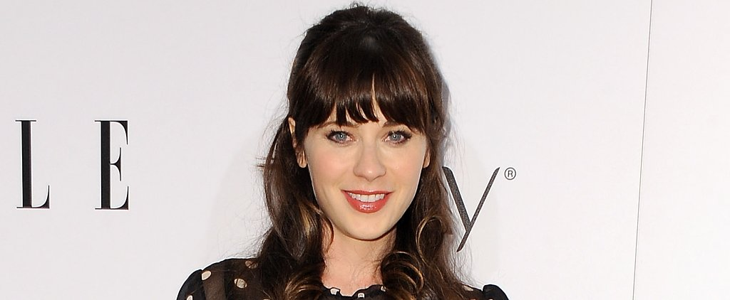 "Zooey Deschanel Says She Is Not ""Adorkable"""