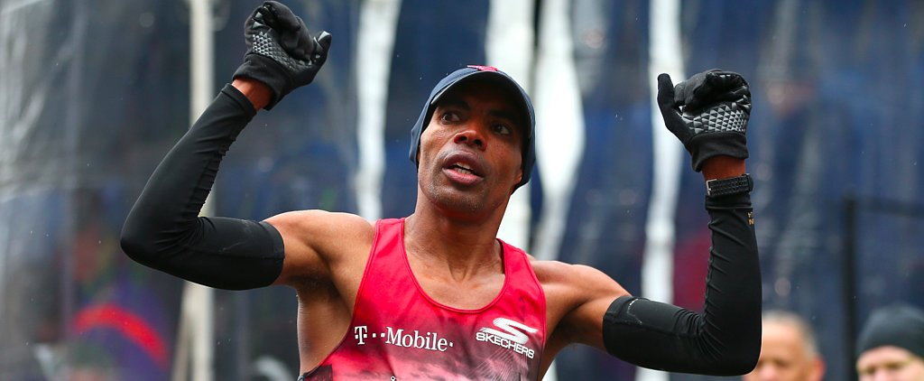 The Finish-Line Surprise Meb Keflezighi Had at the Boston Marathon With Another Runner