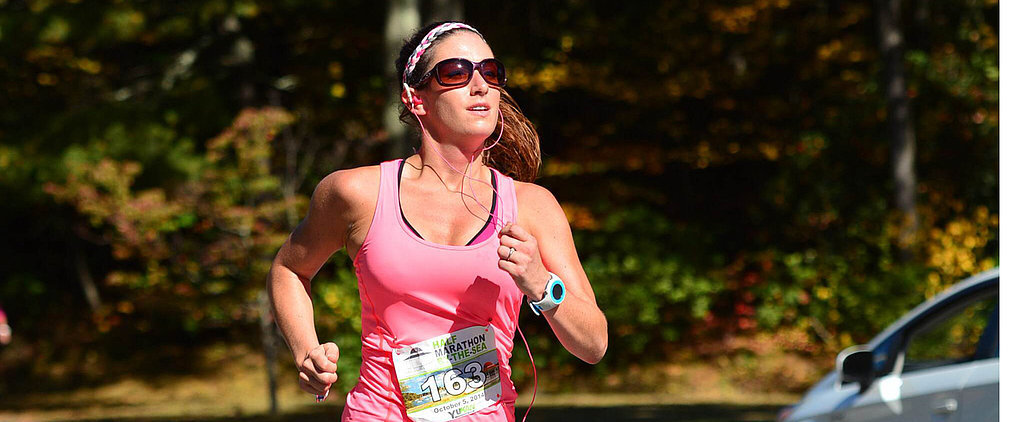 One Marathoner's Powerful Response to Comments About Her Body