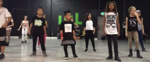 "Watch This Little Boy Absolutely Crush a Dance Routine to ""Uptown Funk"""