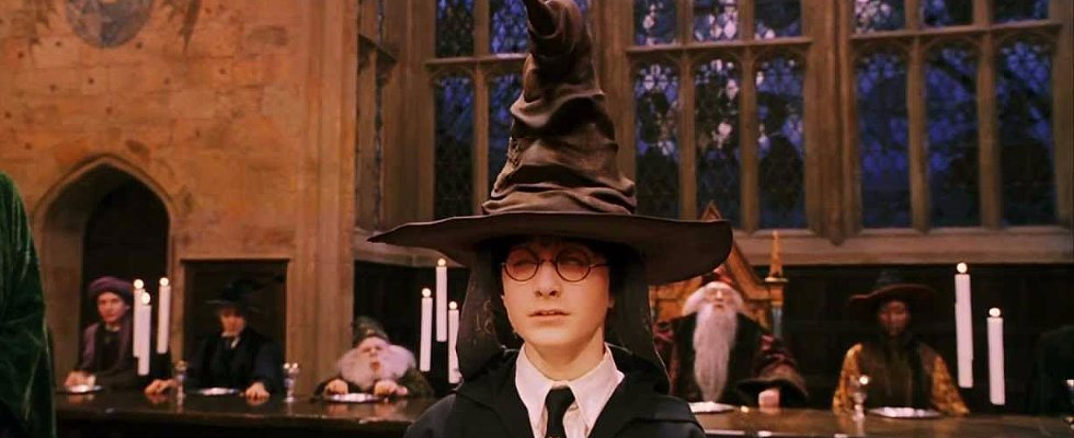 This Awesome Sorting Hat Will Decide Your Hogwarts House