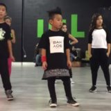 Watch This Little Boy Absolutely Crush a Dance Routine to