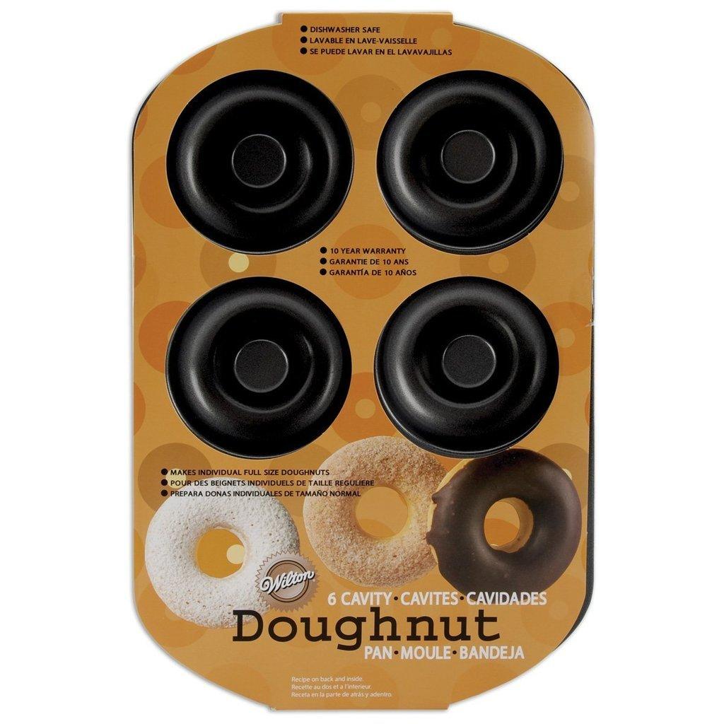 Baked Doughnut Pan