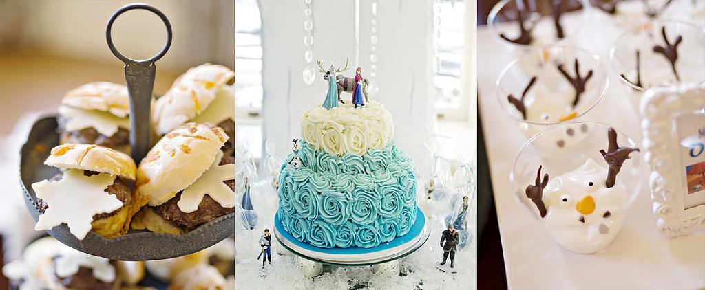 Do You Want to Make Some Frozen-Themed Treats?