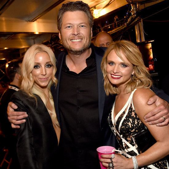 Celebrities at the ACM Awards 2015
