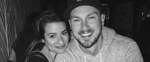 Lea Michele Celebrates Her First Anniversary With Boyfriend Matthew Paetz