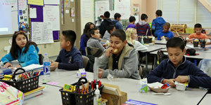 Schools And Parents Disagree Over Serving Breakfast In Classrooms