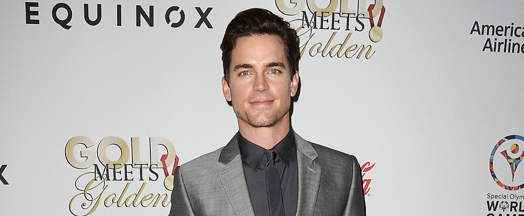 Matt Bomer Is the Latest to Take It Off in a Magic Mike XXL Poster