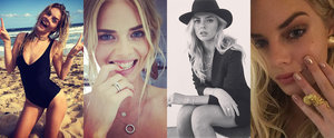 Samara Weaving Tells Us to Leave Our Hair Alone