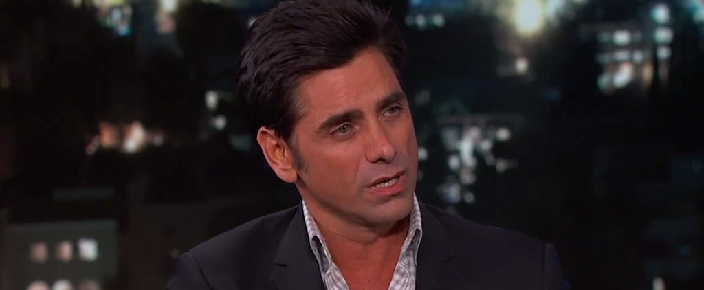 John Stamos Dishes on the Full House Reboot — and the Olsen Twins!