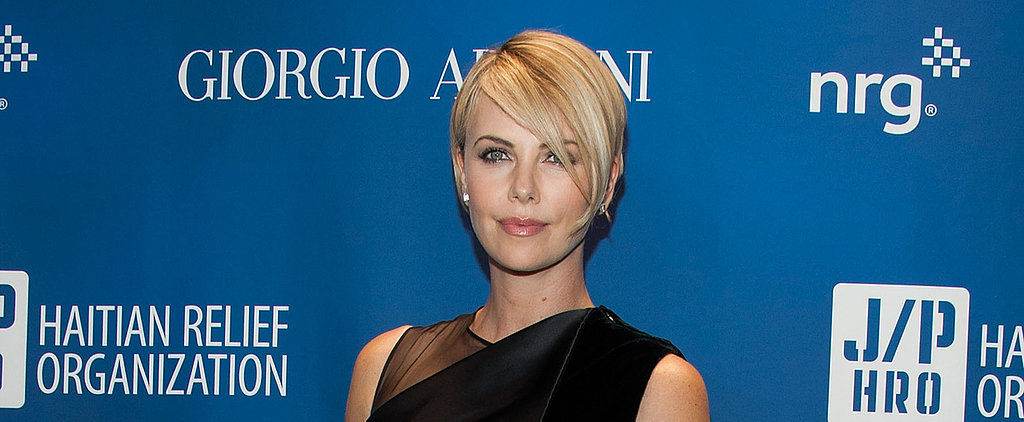 """Charlize Theron's Advice For Aging: """"Don't Hit the Chardonnay Too Hard"""""""