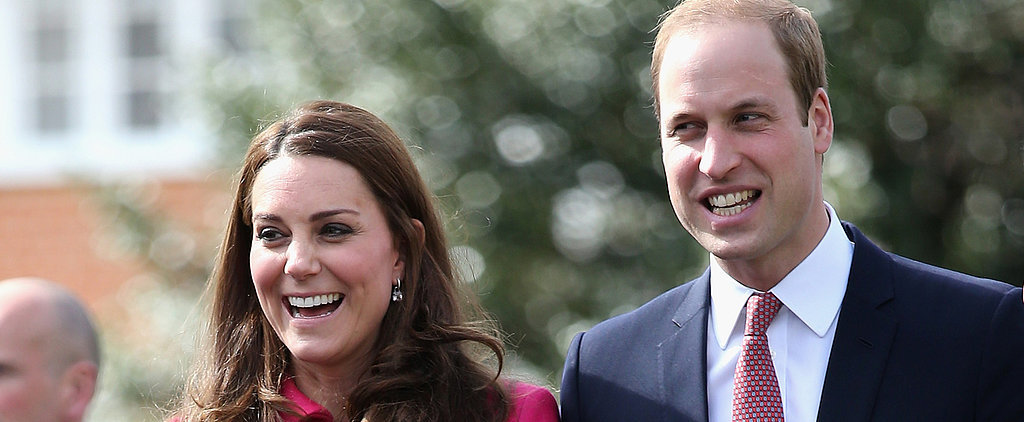 Prince William Starts an Early Paternity Leave Ahead of the Royal Baby's Arrival