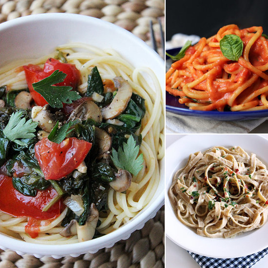 Cut Back on Dairy and Fat With 18 Vegan Pasta Dishes