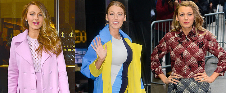Count How Many Crazy Outfits Blake Lively Wore Today