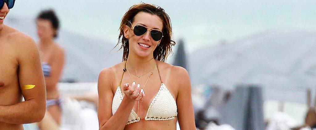 Katie Cassidy Flaunts Her Killer Bikini Body During a Miami Getaway