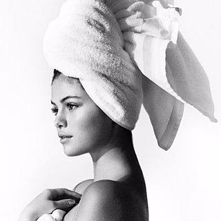 Selena Gomez Joins Mario Testino's Towel Series