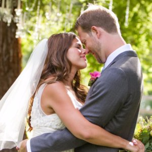 Outdoor Summer Wedding Photos