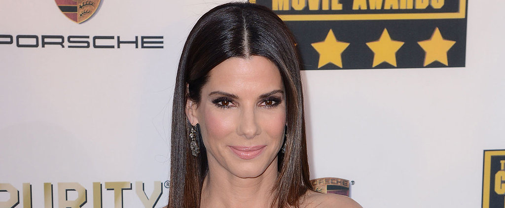 People Names Sandra Bullock the World's Most Beautiful Woman!