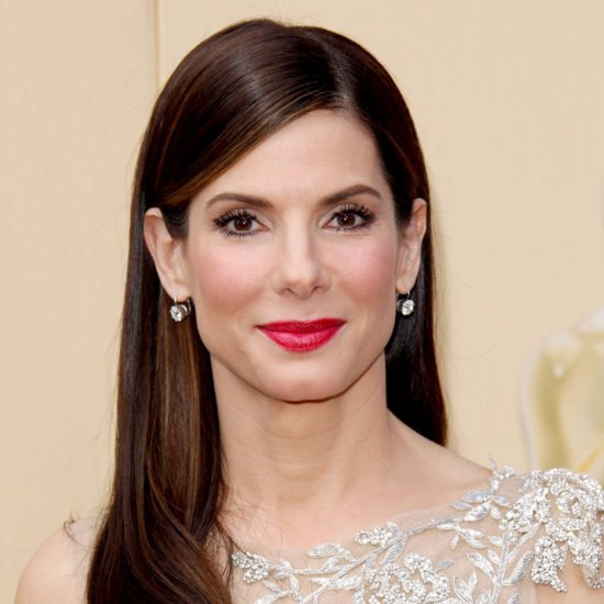 Sandra Bullock Hair and Makeup Looks