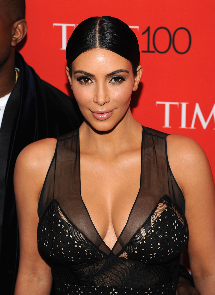 Hot or not (ž) Kim-Kardashian-2015-Time-100-Gala