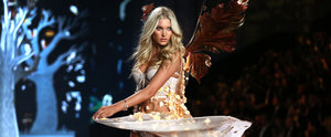 Victoria's Secret Just Gave Elsa Hosk Her Wings, and Now She's Going to Soar