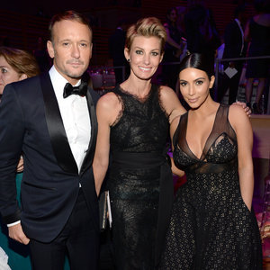 Kim Kardashian at the Time 100 Gala 2015