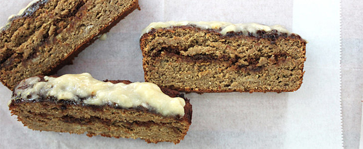 Pack In Protein With Cinnamon-Roll Banana Bread