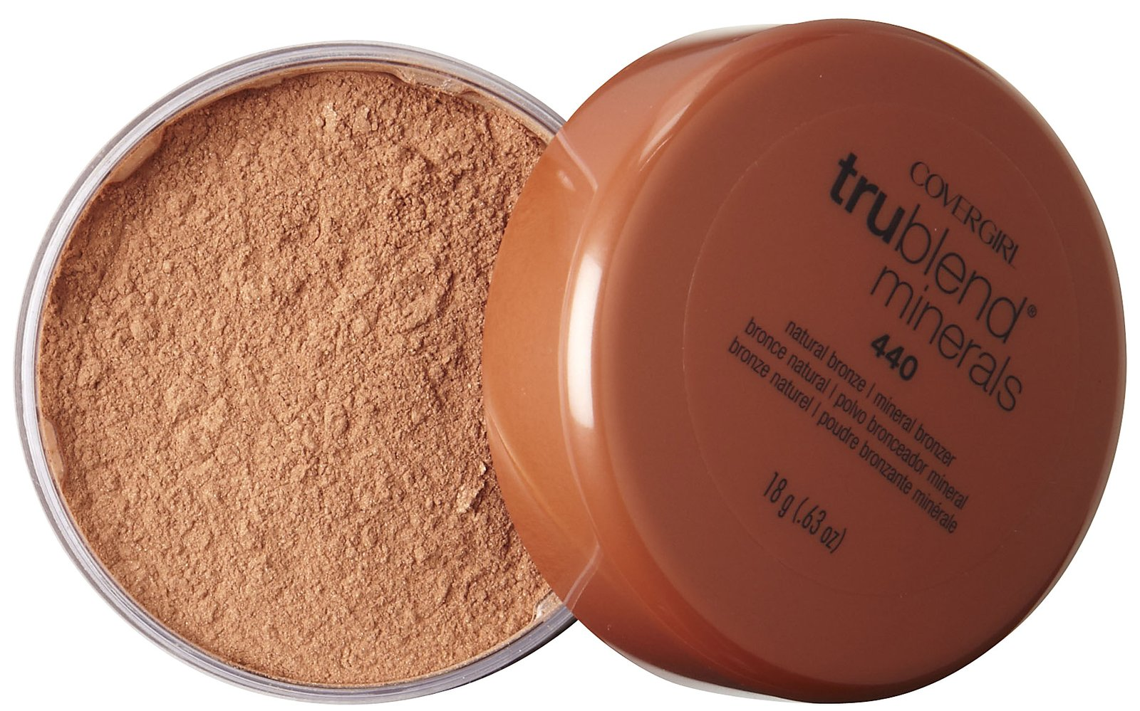 Covergirl TruBlend Minerals Bronzer ($8) comes with its own powder puff, making application a snap.