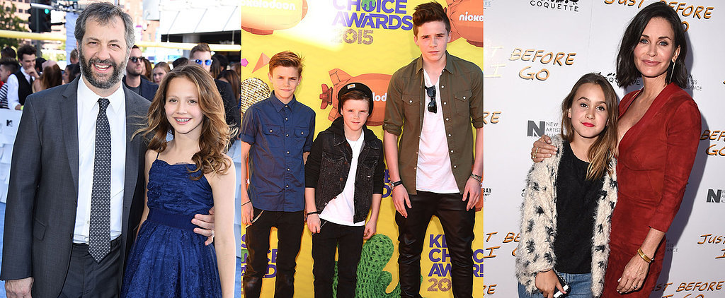 You Blinked, and These Celebrity Kids Were All Grown Up